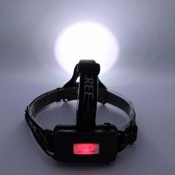 Nuevo Producto 2000 lúmenes CREE LED linterna antorcha foco zoom antorcha lámpara al aire libre impermeable LGE0406
