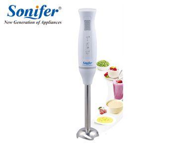 Colorful electric food blender juicers mixer kitchen detachable hand blender egg beater vegetable stand blend no cup Sonifer