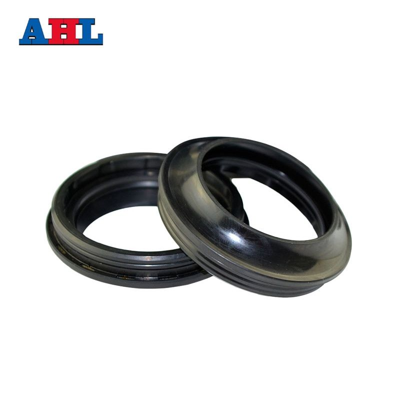 Motorcycle Parts Front Fork Damper Dust Seal Size 37*49 37 49 For Yamaha XJ650 XJ900 XS1100 XV1000 Motorbike Shock Absorber
