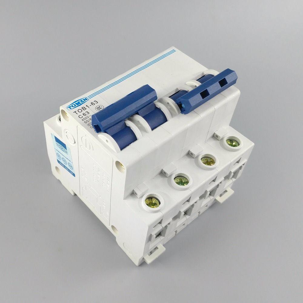 2 P 63A MTS DUAL-POWER-SCHALTER Manuelle übertragung schalter schutzschalter MCB 50 HZ/60 HZ 400 ~