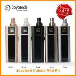 Russian/USA Warehouse Original Joyetech Cuboid Mini Kit 80W Built in 2400mAh With 5ml Atomizer Temperature Control ECig