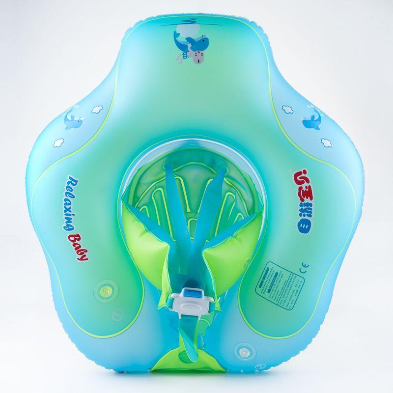 Anneau de natation bébé nouveau-né bébé flotteur gonflable enfants piscine accessoires infantile cercle gonflable radeau jouet pour enfants