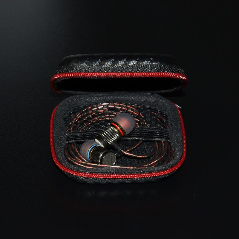 High End Kopfhörer Zubehör Kopfhörer Tasche Kopfhörer Portable Storage Tasche Box Kopfhörer Zubehör Kostenloser Versand