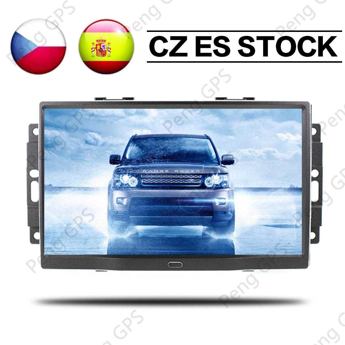 9 ''Android 8.1 8 core Auto Stereo GPS Navigation Radio Für Jeep Grand Cherokee Patriot Dodge Ladegerät Chrysler 300C DVD player