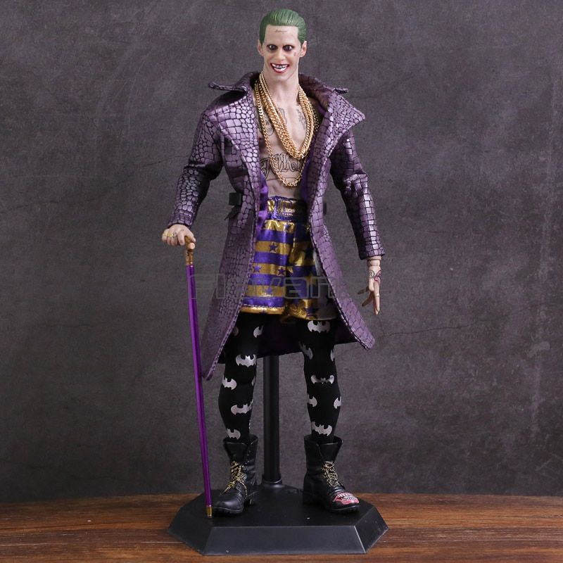Crazy Toys The Joker Batman Imposter Version 1/6th Scale Collectible Figure Toy