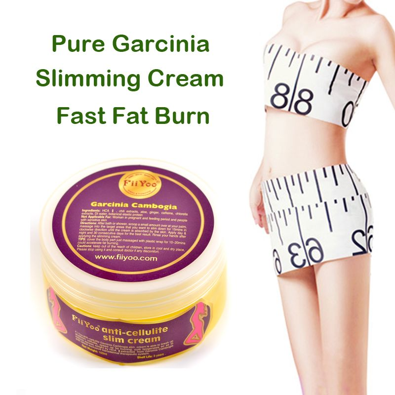 FiiYoo pure garcinia cambogia extracts anti cellulite creams Fat Burning Weight <font><b>Loss</b></font> effective Slimming Creams