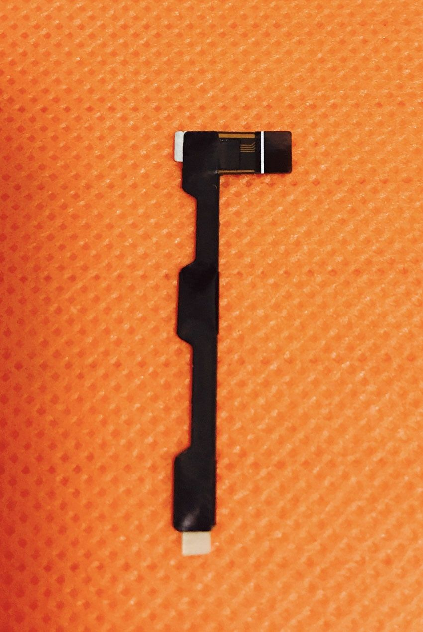Original Power On Off Button Volume Key Flex Cable FPC For HOMTOM HT37 MTK6580 Quad Core 5.0inch Free shipping