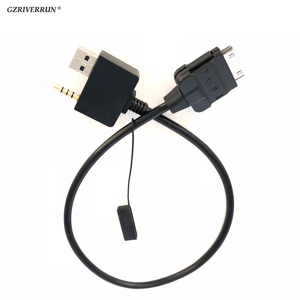 Adaptateur de câble Aux USB de voiture pour Hyundai Kia pour iPod ipad iPhone 2 3 4 4s Audio Auto plomb 355mm USB Auto au fil Aux pour sonate