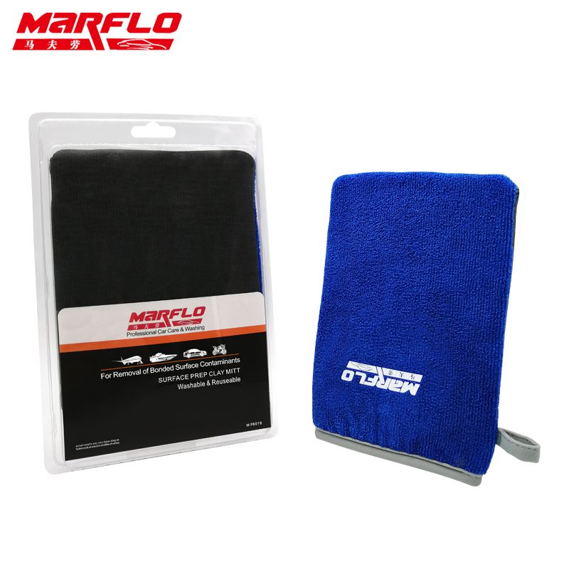 Car Wash Magic Clay Bar Mitt Car Clay Cloth Auto Care Cleaning Towel  Microfiber Sponge Pad Clay Cloth Detailing Brilliatech