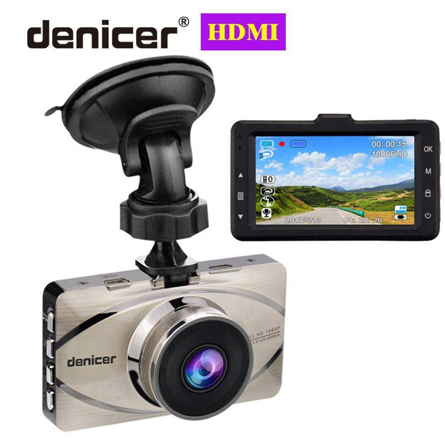 Enregistreur de détection de mouvement de caméra de tableau de bord de voiture Full HD 1080 P g-sensor Automovil caméra enregistreur vidéo Novatek 170 Grados voiture DVR