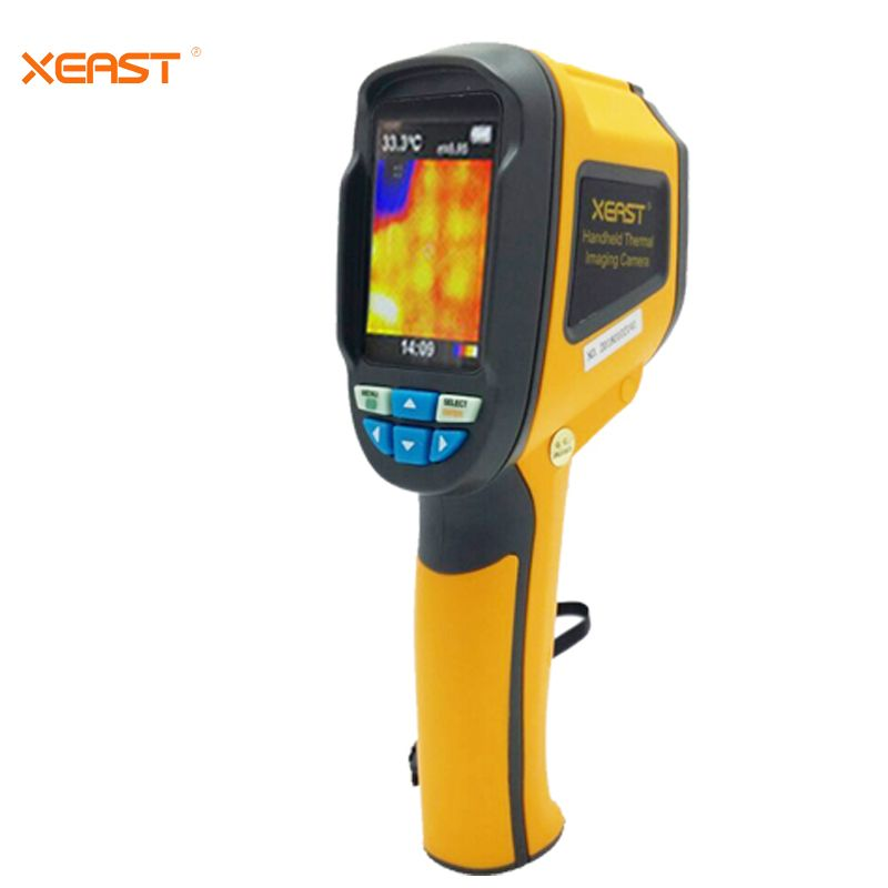Lightning Delivery from Stock HT-02 Handheld Thermal Imaging Camera ht02 Series and HT-18 high IR Resolution