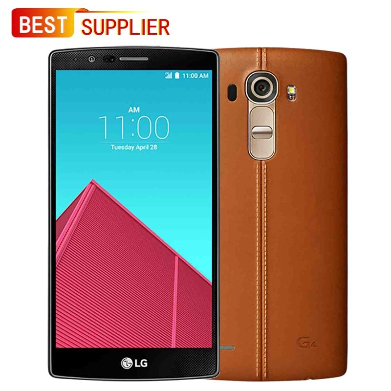 Original Unlocked LG G4 Smartphone - H815/H811/H850/H818/H810, 4G LTE, Looks Like New, 1 Year Warranty