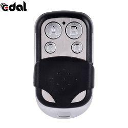 EDAL 1 unids 433.92 MHz clonación eléctrica portátil interruptor universal puerta de garaje Control remoto clave