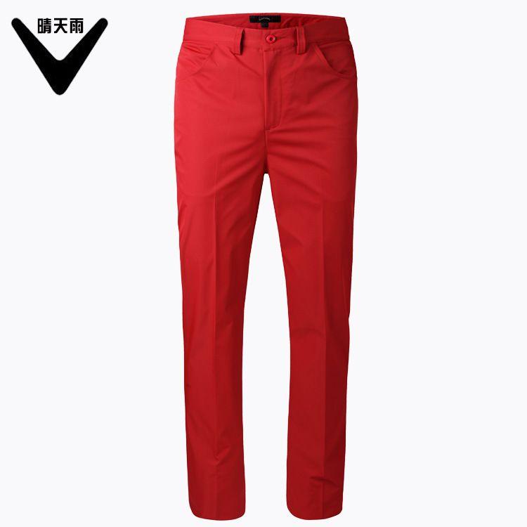 CAIIAWAV spring and autumn men's Golf pants Korean version slim stretch golf trousers men's golf Sportswear clothing