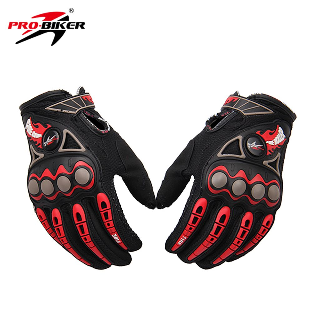 PRO-BIKER Motorcycle Racing Gloves Breathable Enduro Dirt Bike Moto Guantes Luvas Off Road Motocross Motorbike Riding Gloves