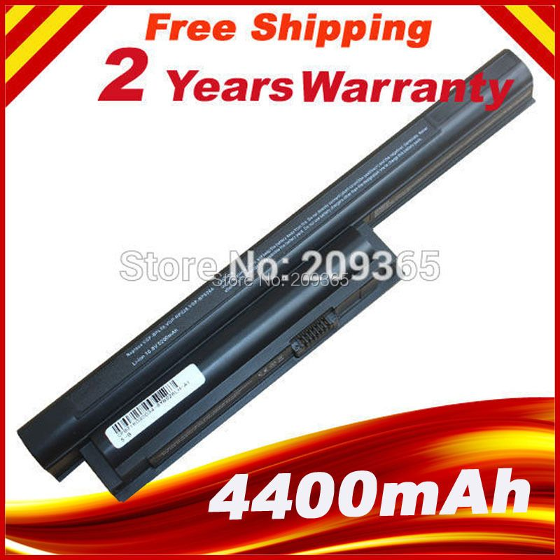 6 cell battery for sony vaio bps26 VGP-BPL26 VGP-BPS26 VGP-BPS26A SVE141 SVE14A SVE15 SVE17 VPC-CA VPC-CB VPC-EG VPC-EH VPC-EJ