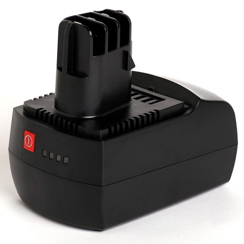For Metabo Met 14.4V 4000mAh power tool battery Li-ion 6.25482,BSZ 14.4 Impuls Li,BSZ14.4