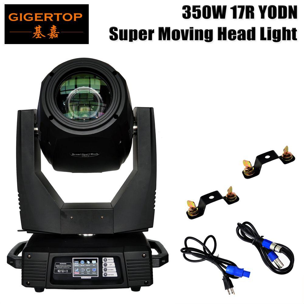 TP-17R 17R Strahl Spot Waschen 3 in 1 350 watt Moving Head Licht Voll Farbe Led-anzeige Wall Washer Objektiv optische System Fokus 110 v-220 v