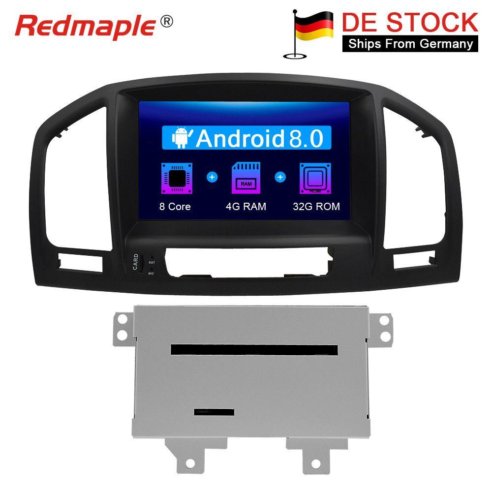 4G Ram Auto dvd Stereo Radio GPS Navigation Multimedia Player Für Opel Vauxhall Insignia CD300 CD400 2009 2010 2011 2012 Auto