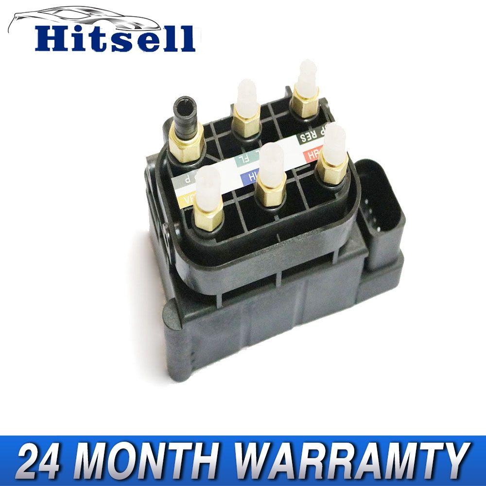 Luftfederung air ventil block ventil für Mercedes W164 W164 W221 W212 W211 W222 W251 W218 C216 X164 X166 2123200358 2513200058