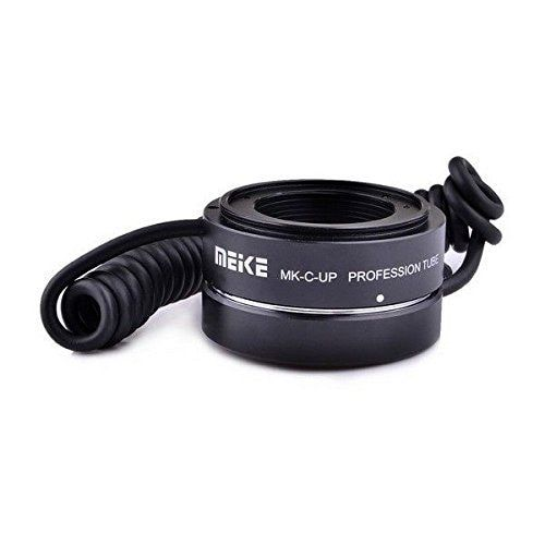 Mcoplus MK-C-UP Extension Tube Auto Macro AF Reverse Meike Adapter For Canon EF EF-S Camera