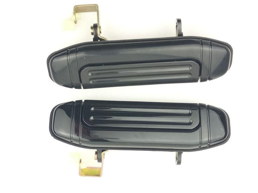 Heißer Kolloidale Überzug Außenseite Tür Griff für Mitsubishi Pajero Montero V43 V46 V47 V31 V32 V33