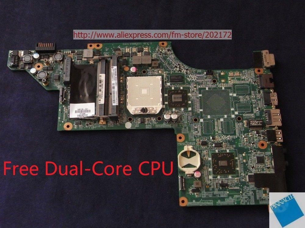 595135-001 Motherboard for HP Pavilion DV6 3000 DA0LX8MB6D1 31LX8MB0020