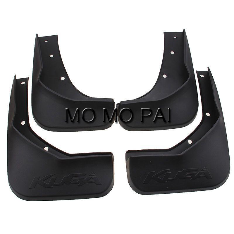 Car fender FIT FOR 2013-2015 FORD ESCAPE KUGA MUD FLAP FLAPS SPLASH GUARDS MUDGUARDS 4pcs / Set MO MO PAI  high quality