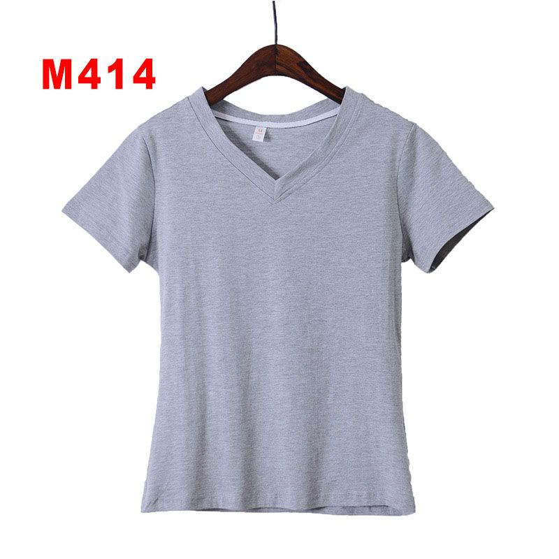 Women's fashion summer leisure and breathable T - shirts M41