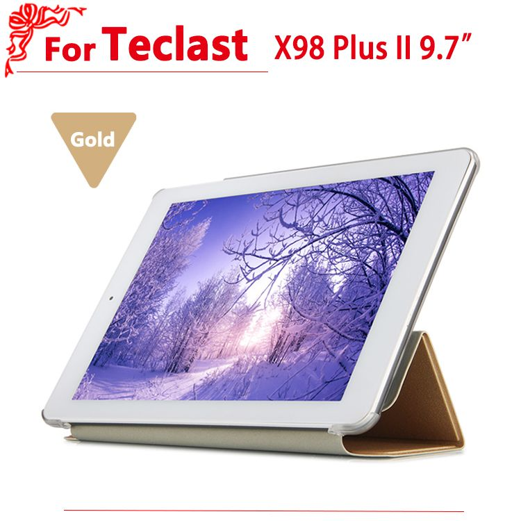 high quality case For Teclast X98 Plus II/2 Protective Flip Cover Case PU Leather Case For Teclast X98 Plus II 9.7