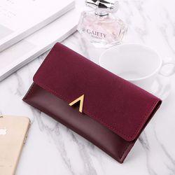 2018 новый женский кошелек кожа Для женщин кошелек олень с длинным Дизайн HASP Кошельки Деньги сцепления Монета держателей карт бумажник Carteras
