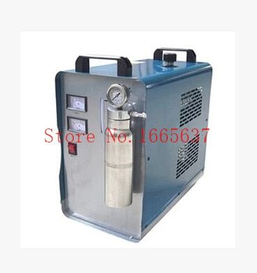 Oxygen Hydrogen Water Welder Jewelry Welding Machine Flame Polishing Machine 150 L/h H260 CE Certificated