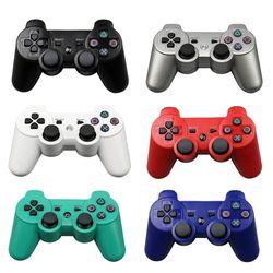 Bluetooth Sans Fil Gamepad pour Sony Playstation 3 PS3 Contrôleur de Jeu Pour PS3 Dualshock Double choc Joystick Gamepad