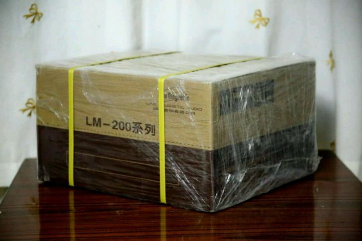 Q-010 Line Tube Magnetic Amplifier LM-216IA Integrated KT88*4 Push-Pull Tube Amplifier 38W*2