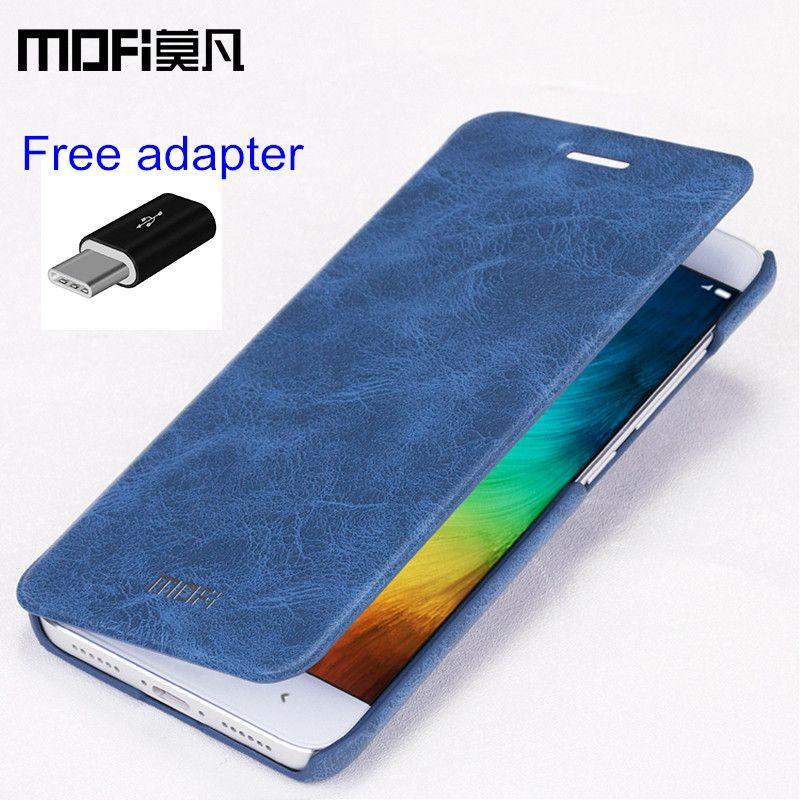 xiaomi mi max 2 case 6.44 xiaomi mi max2 case cover leather hard full protect MOFi original case for xiaomi mi max 2 cases