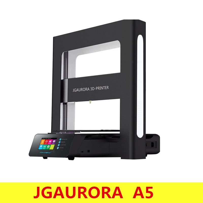 Original JGAURORA A5 3D Printer Updated Printers Extreme High Accuracy Printer Machine With Large Build Size Of 305*305*320mm