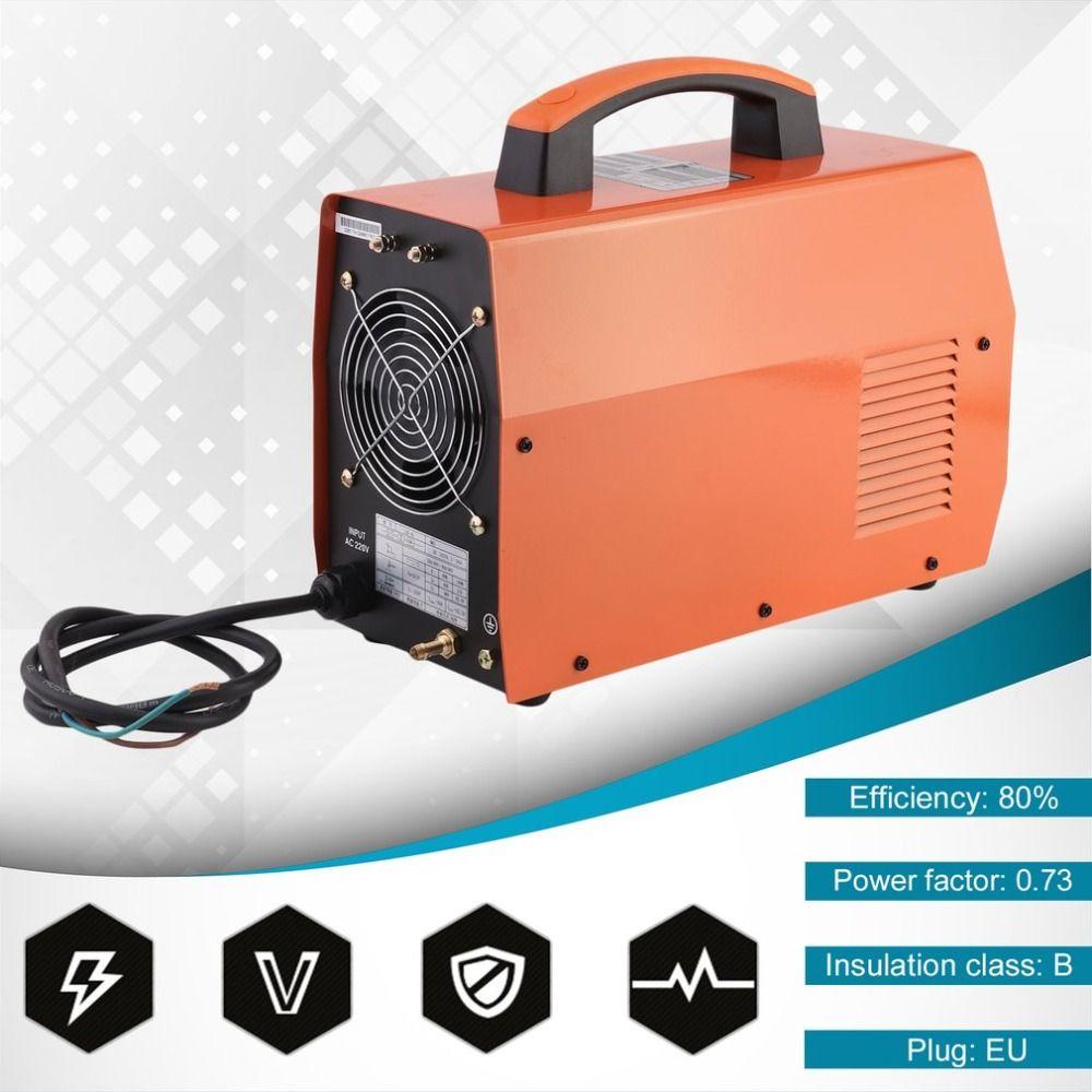 (Ship from DE)Durable LGK-40 Plasma Cutter With Welding Accessories Professional Single-Phase Plasma Cutting Machine EU Plug NEW