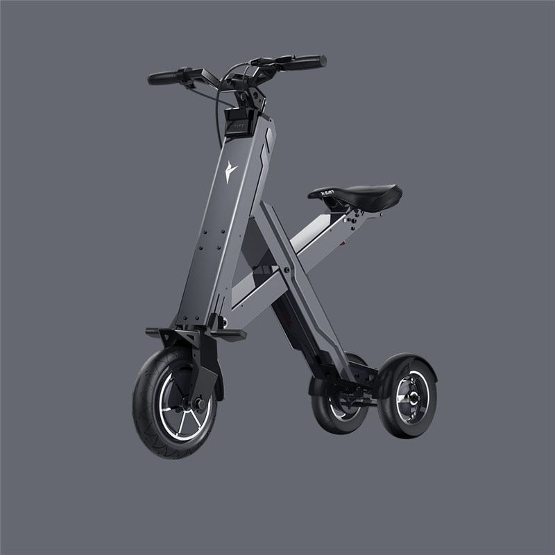 2017 X-Cape XI-CROSS PRO 50 KM Faltbare Elektrische Roller Tragbare Mobilität Roller Erwachsene elektrische fahrrad
