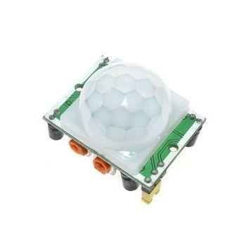 Wavgat HC-SR501 Отрегулируйте инфракрасный ИК-пироэлектрический инфракрасный PIR Motion модуль Сенсор детектор модуль Мы являемся производителем