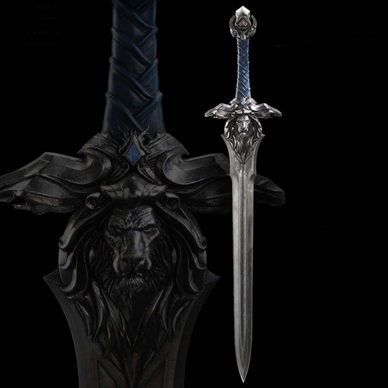 WOW The sword of the Royal Guardians Movie props cool adult toys frees hipping not sharp