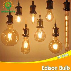 Retro Antigo Lâmpada Led E14 E27 Ampola Vintage Edison Levou Luz Filamento Lampada 220 v Levou Poupança de Energia Da Lâmpada Da Vela luzes de bulbo