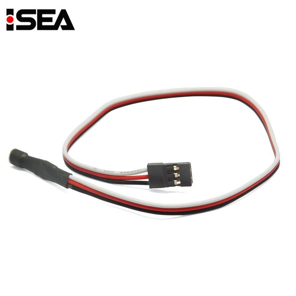 HTRC Temperatursensor Sonde Kabel für Lithium-Balance Ladegerät iMax B6 B6AC b6 mini max temperatur sensor