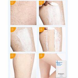2018 Gentle hair removal cream painless addition to armpit legs and legs body men and women with 10g bag Epilator depilation