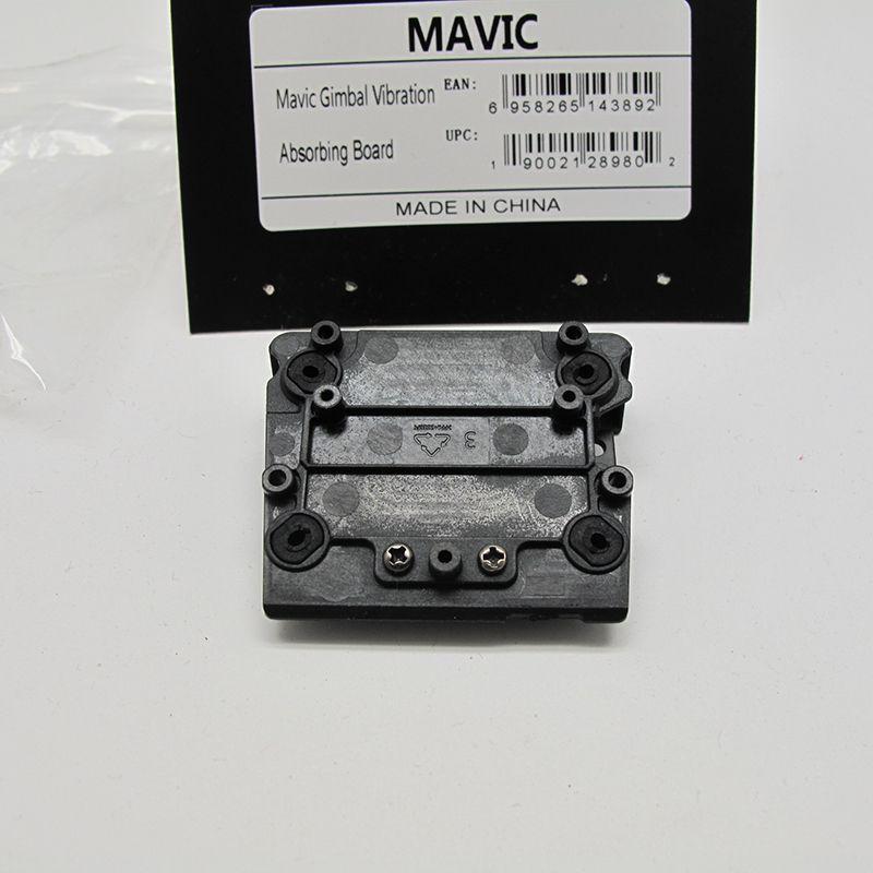 Original DJI Mavic Pro Parts Accessories drone gimbal damping board shock Absorbing Vibration Damper Plate
