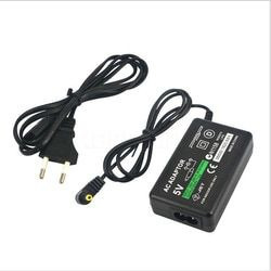 EU/US Plug 5V Home Wall Charger Power Supply AC Adapter for Sony PlayStation Portable PSP 1000 2000 3000 Charging Cable Cord
