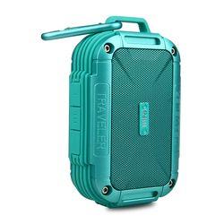 MIFA F7 Bluetooth 4.0 Speaker IP56 Debu Air Bukti Speaker Aux. camping Speaker Logam Perumahan Shock Resistance Speaker