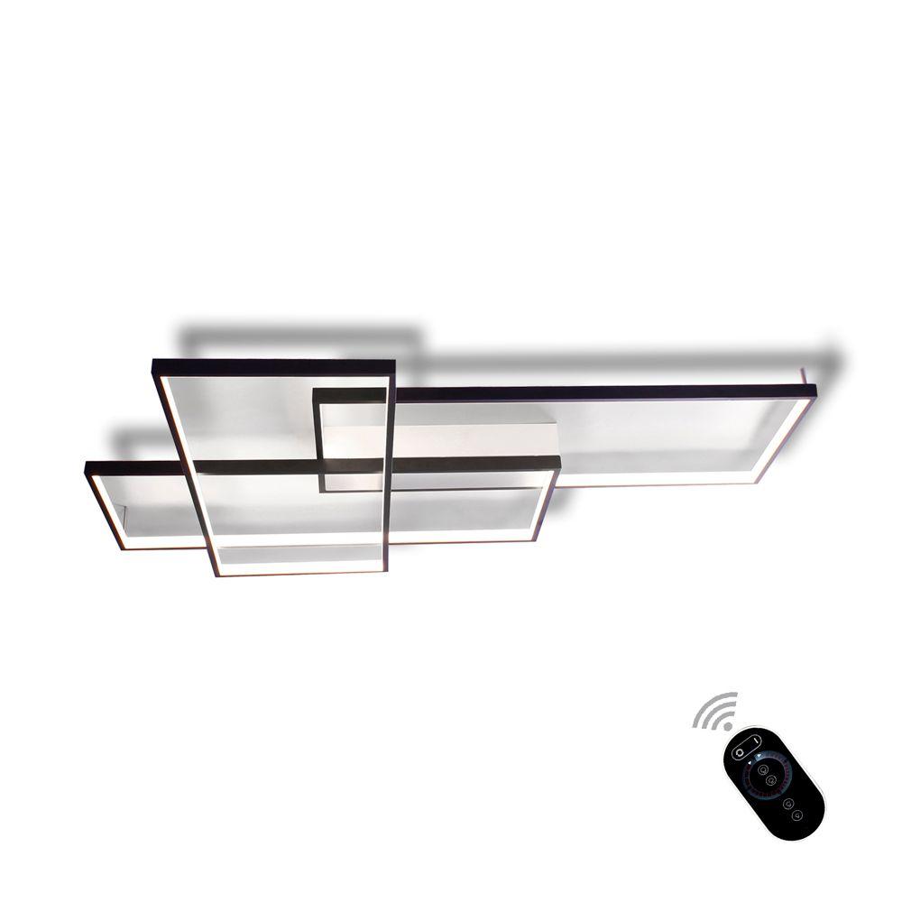 Umeiluce Freies Verschiffen Moderne Led Decke Licht Unterputz Aluminium Smart Wi-Fi Decke Lampe für Wohnzimmer Foyer Treppen