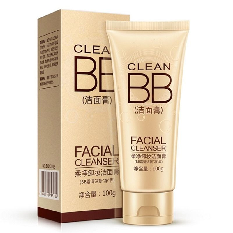 YBOYA Hyaluronic Acid Soft Clean Cleansing Cream More Moisturizing Effect,Remover Nourish Beauty Deep Cleansing Korea Cosmetics.