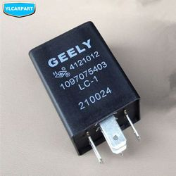 Untuk Geely LC Cross, GC2-RV, GX2, Emgrand Xpandino, Pandino, GC2 Mobil Wiper Relay
