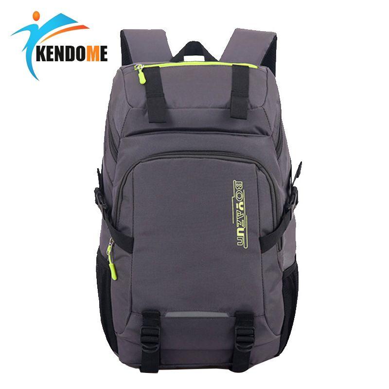 Outdoor Travel Men Hiking Backpack Waterproof Camping Traveling Rucksacks School Bag For Women 30L Teenager Sports Bags